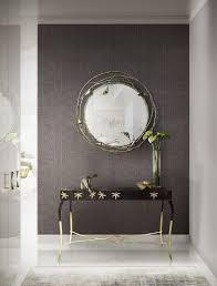 Mirror Wall Glisten Up Your Entrance With These Harmonious Wall Mirrors