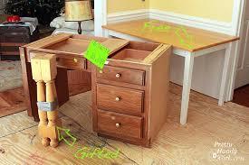 building a kitchen counter height desk lowe u0027s creator idea