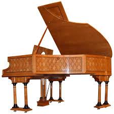 custom made biedermeier schiedmayer and soehne grand piano incl