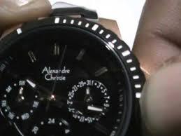 Jam Tangan Alexandre Christie Terbaru Pria alexandre christie watches ac 6141 bf starloji