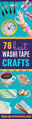 super easy and cool washi tape crafts homestylediary com 23 washi tape projects crafthubs