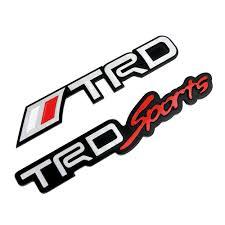 lexus gx470 chrome emblem high quality toyota sport emblem promotion shop for high quality