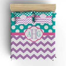 Turquoise Chevron Bedding Turquoise And Purple Bedding Tencel Purple Bedspread Bedding Sets