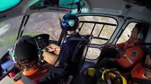 Wildfire Fighting Canada by Wildland Fire Fighters Helitack Gopro Youtube