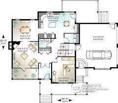 garage office plans 3 garage house plans level craftsman house plan 3 to 4 bedrooms