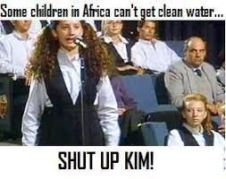 Meme Shut Up - shut up kim know your meme