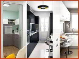cuisine dans petit espace model de cuisine équipée beautiful cuisine dans petit espace avec