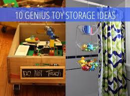 Best Toy Storage 10 Genius Toy Storage Ideas