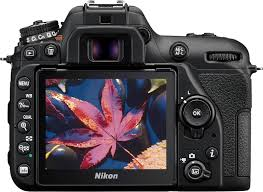 nikon d7500 dslr camera body only black 1581 best buy