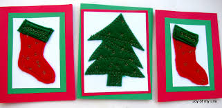 the joy of my life and other things kids craft stitched xmas