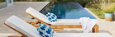 Poolside Table And Chairs Pool Furniture And Accessories Crate And Barrel