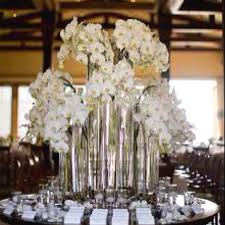 Elegant Centerpieces For Wedding by 48 Best White Orchid Centerpieces Images On Pinterest White
