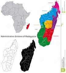 Madagascar Map Madagascar Map Stock Image Image 18908631