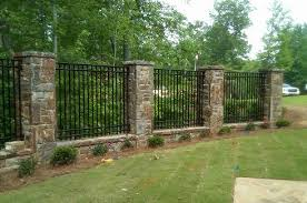 ornamental and aluminum fencing gaston fence co inc