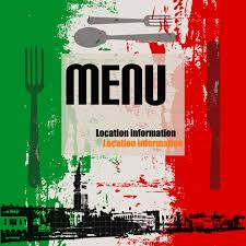 image gallery of italian restaurant menu cover
