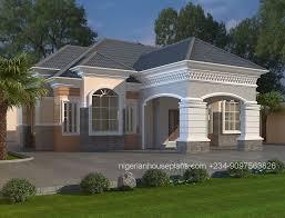 Bungalow House Design In Nigeria