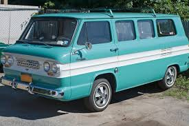 top 5 chevy vans of all time 1 1961 u20131965 corvair greenbrier