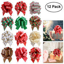 gift wrapping bows ebay