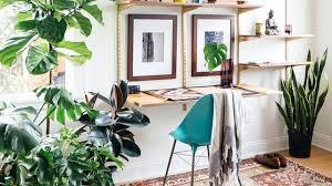 coin bureau dans salle à manger un bureau déco meubles idées astuces conseils côté maison