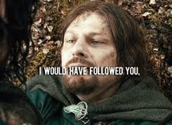 Aragorn Meme - to whatever end