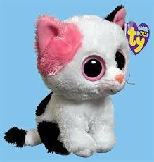 ty beanie boos cats muffin cat ty beanie boo beat cancer