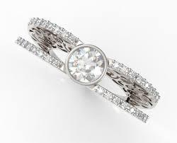 heart shaped diamond engagement ring heart shape diamond engagement ring vidar jewelry unique