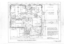 split entry home plans bi level floor plans with attached garage 100 images home