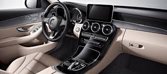 mercedes interior the 2017 mercedes c class sedan interior luxury and style