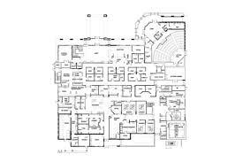 floor plan of hospital floor plan first floor hospital design