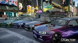 nissan skyline r34 modified nissan skyline r34 gtr paintjob pack download cfgfactory