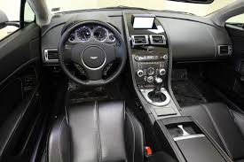 2009 aston martin v8 vantage roadster convertible rare 6 speed