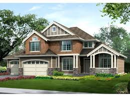 house plans new style homes style house plans new crest style home plan