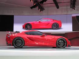 Toyota Ft 1 Engine Toyota Ft 1 Concept Ultimate Wheels