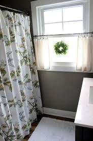 bathroom window treatment ideas photos best 25 bathroom window curtains ideas on curtain for