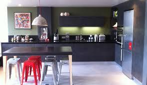 style cuisine cuisine moderne de style industriel modèle arpège