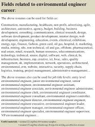Sample Resume For Job by Sample Resume For Environmental Engineers Resume Ixiplay Free