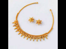 light weight gold necklace designs 60 unique images of simple gold necklace wedding idea