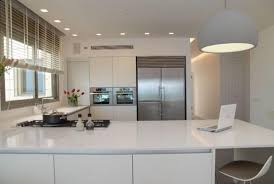 All White Kitchen Designs by 18 Contemporary L Shaped Kitchen Layout Ideas Rilane