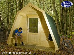 small a frame cabin cing cacoon is like a mini a frame