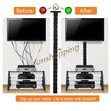 Cable Organizer Desk by Compare Prices On Cable Management Systems Online Shopping Buy