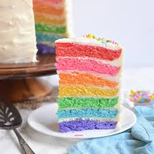rainbow layer cake recipe myrecipes