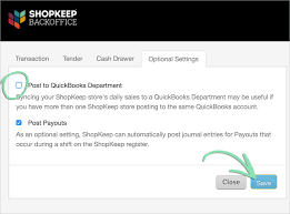 quickbooks integration troubleshooting shopkeep support