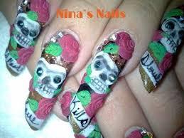 nina s nails ed hardy