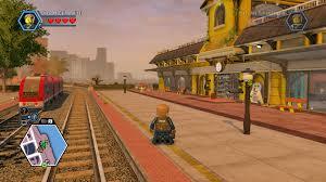 lego city undercover walkthrough chapter 3 guide bluebell mine