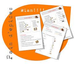 exercice recette de cuisine 133 best fle recettes images on children cooking food