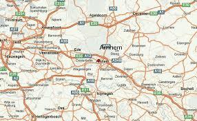 nijkerk netherlands map arnhem netherlands map images