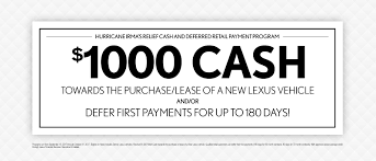 nissan finance defer payment new and used lexus dealer in west palm beach lexus of palm beach