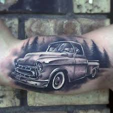 ford truck tattoos designs pictures to pin on pinterest tattooskid