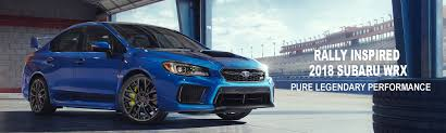 subaru impreza wrx 2018 subaru of maple new subaru dealership in vaughan on l6a 4v3