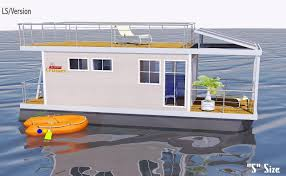 vibrant pontoon houseboat plans and kits 4 houseboat victorcruiser